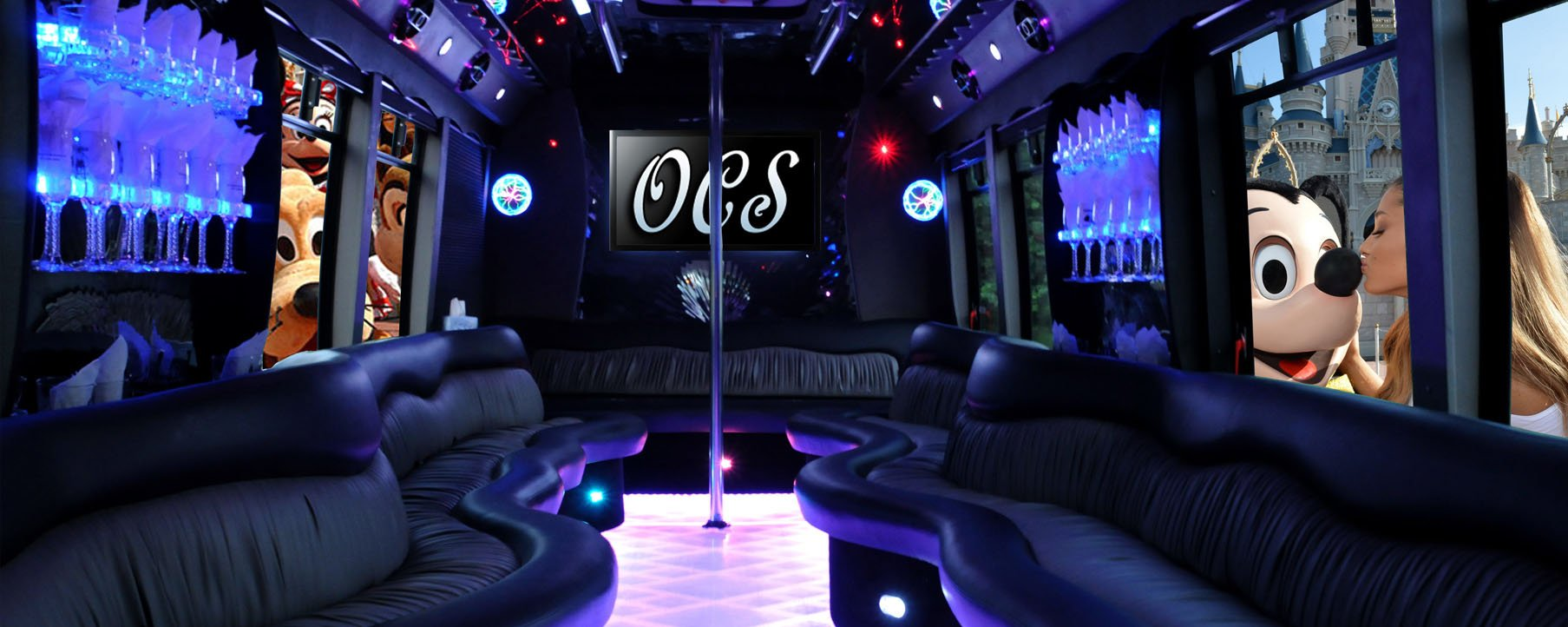 Our Limo Rentals are Perfect! <br>  Reserve Orlando's best limo service!